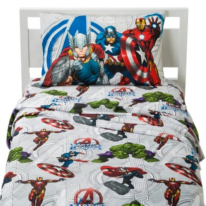 Target expect more pay less - Avengers bedroom ...