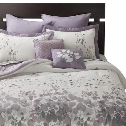 Westwood 8 Piece Bedding Set - Purple