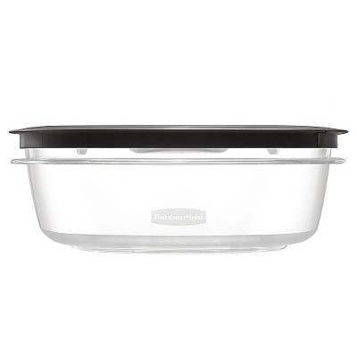 Rubbermaid Premier Food Storage Container, 9 Cup