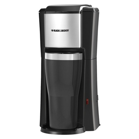 BLACK + DECKER Single Serve Coffee Maker