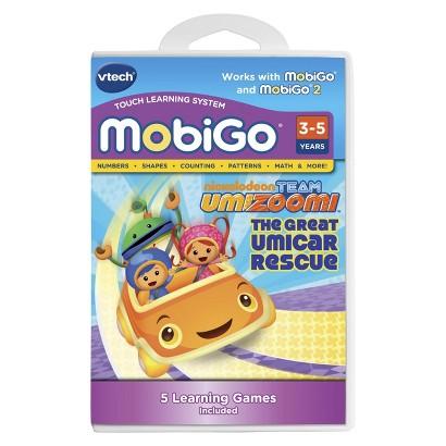 VTech MobiGo Team Umizoomi