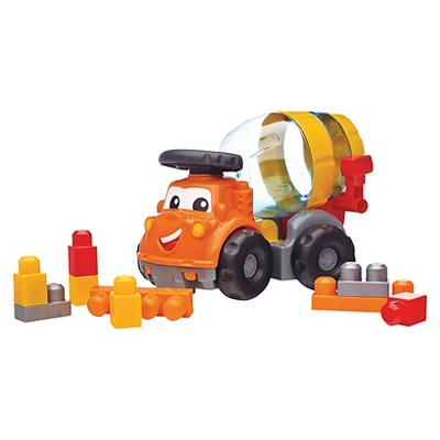 Mega Bloks First Builders Mike The Mixer Building Set