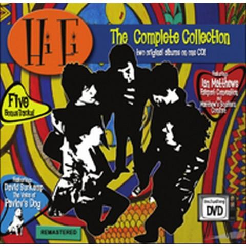 Complete Collection (Bonus DVD)