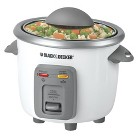 Black & Decker White Rice Cooker