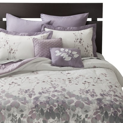 Westwood 8 Piece Bedding Set - Purple