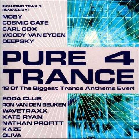 Pure Trance, Vol. 4