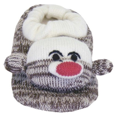Infant MUK LUKS® Sock Monkey Slipper
