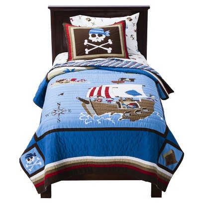 Circo® Pirate Quilt Set