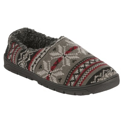 Men's Muk Luks® John Fairisle Full Foot Slipper