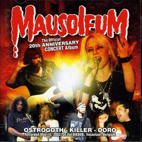 Mausoleum 20th Anniversary Concert Album