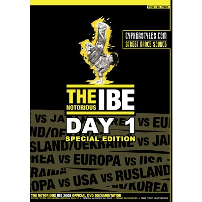 The Notorious IBE, Day 1