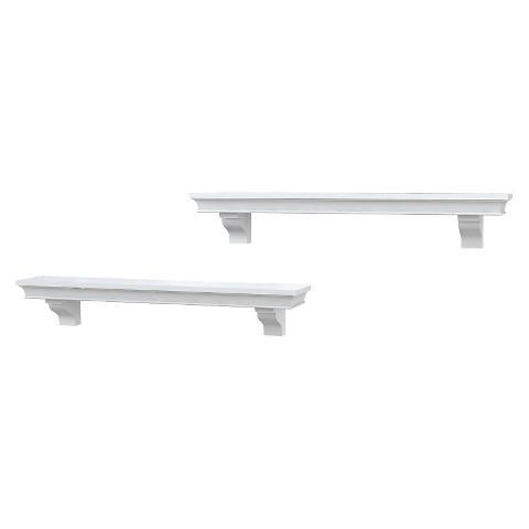 Threshold™ Traditional Shelf Set of 2