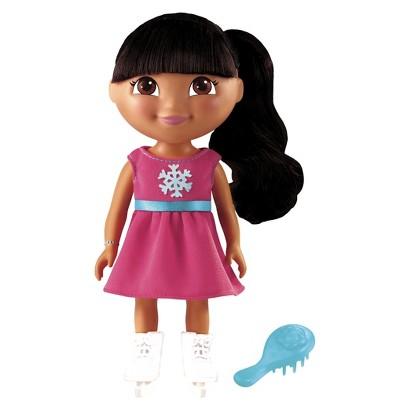 Dora the Explorer Everyday Adventure Figure Skater Doll