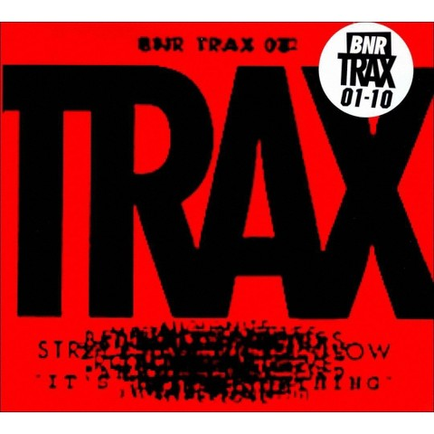 BNR TRAX 01–10