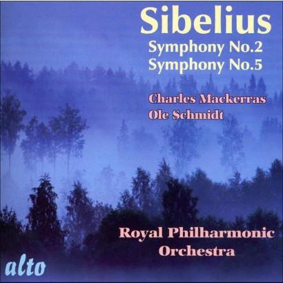 Sibelius: Symphonies Nos. 2 & 5