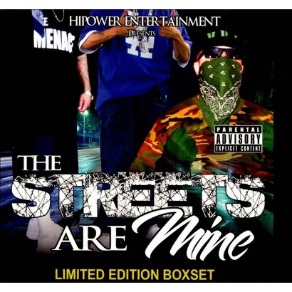 The Streets Are Mine (Limited Edition) [Explicit Lyrics]