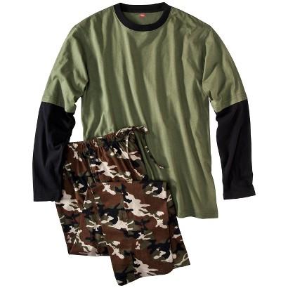 Hanes® Men's Pajama Set