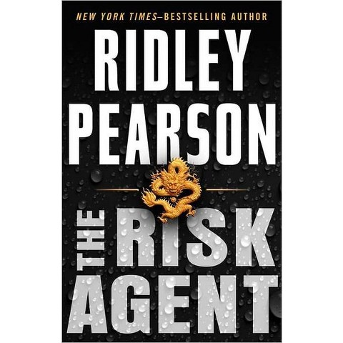 The Risk Agent by Ridley Pearson (Hardcover)