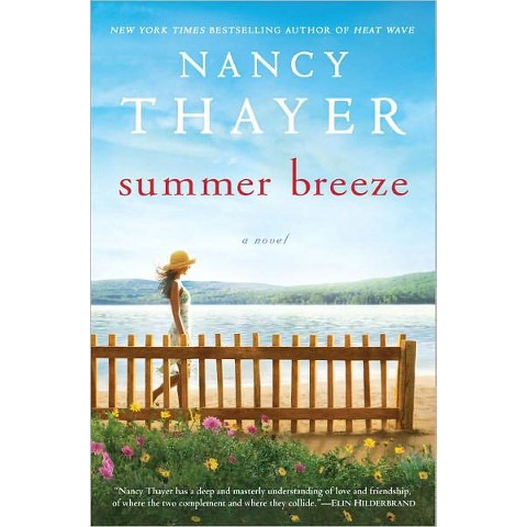 Summer Breeze by Nancy Thayer (Hardcover)