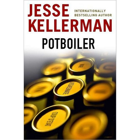Potboiler by Jesse Kellerman (Hardcover)