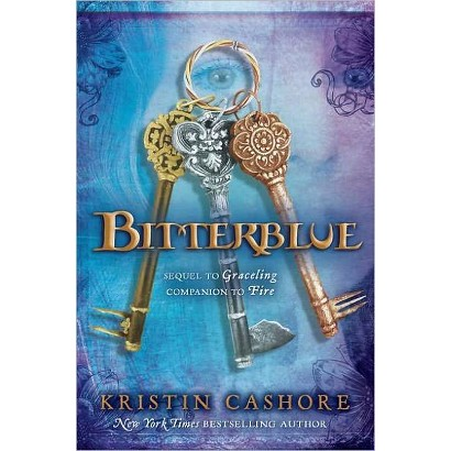 Bitterblue by Kristin Cashore (Hardcover)