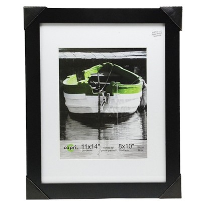 Langford Solid Frame - Black
