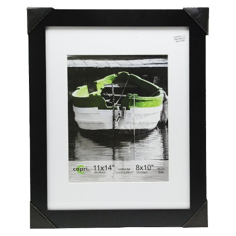 Langford Solid Frame - Black