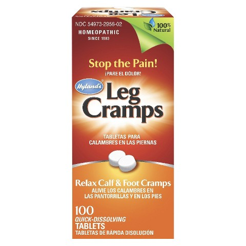 Hyland's Leg Cramps Tablets - 100 Count