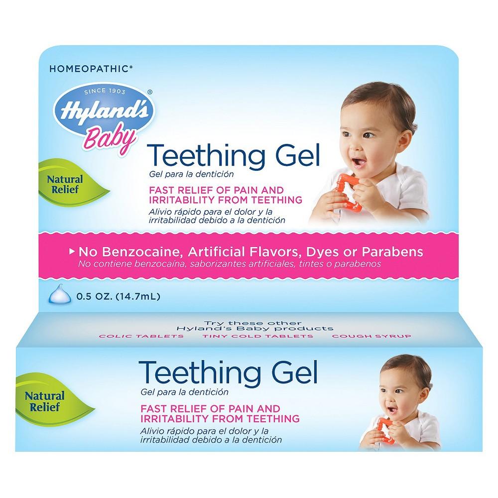 Best All Natural Teething Gel