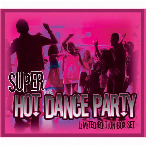 Various Artists - Super Hot Dance Party (CD)