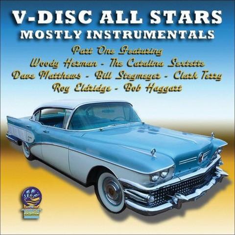 V-Disc All Stars: Mostly Instrumentals