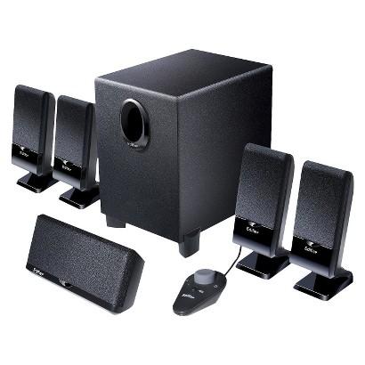 Edifier 5.1 Mini Home Theatre System - Black (M1550)