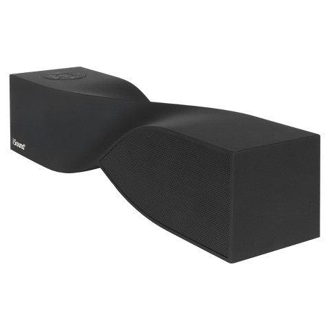 iSound Twist Wireless Speaker - Black (ISOUND-1690)
