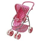 Badger Basket Six Wheel Doll Stroller and Carrier