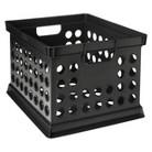 Room Essentials™ Milk Crate Storage Bin - Black