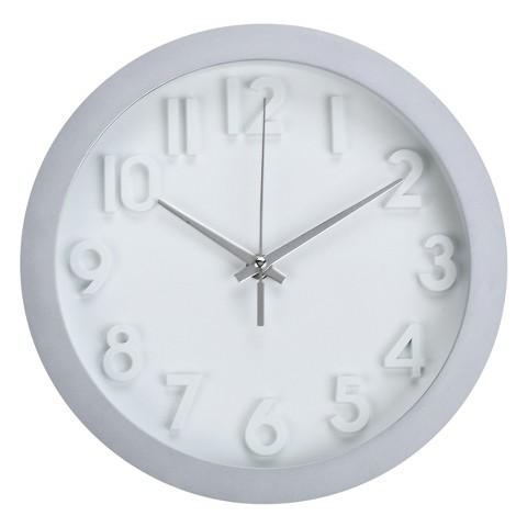 Room Essentials™ Raised Numbers Clock