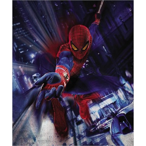 Amazing Spider-Man: The Movie by Marvel Comics (Paperback)