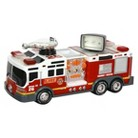 Road Rippers Rush and Rescue Pumper Fire Truck