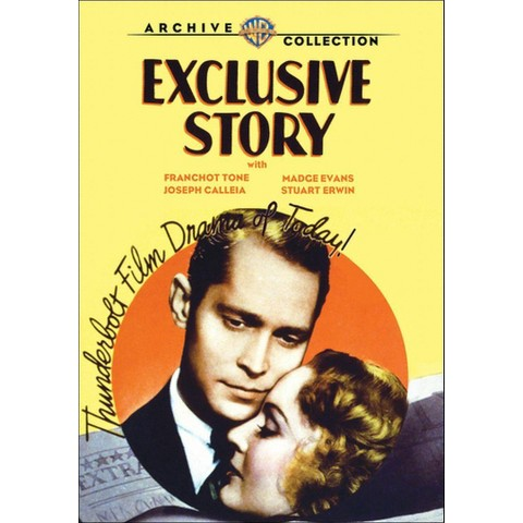 Exclusive Story (Warner Archive Collection)