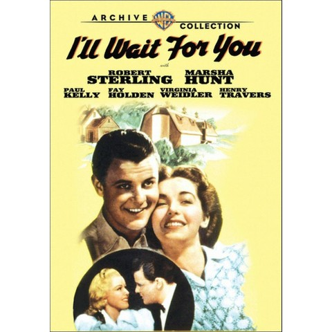 I'll Wait for You (Warner Archive Collection)