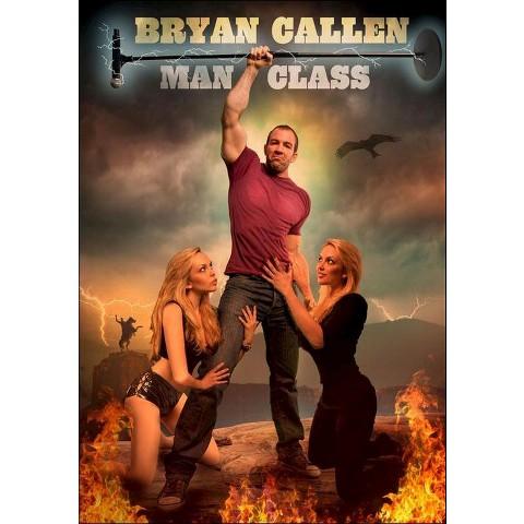 Bryan Callen: Man Class (Widescreen)