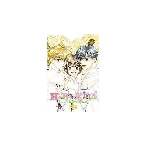 Hana-Kimi 7-8-9 (Paperback)