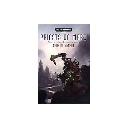Priests of Mars (Hardcover)