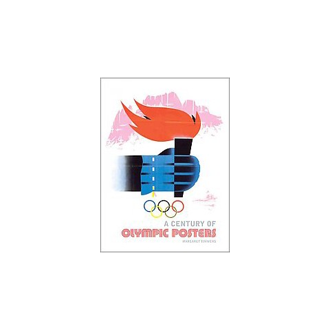 A Century of Olympic Posters (Revised) (Paperback)