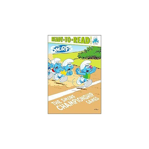 The Smurf Championship Games (Hardcover)