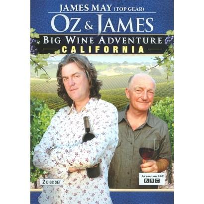 Oz and James's Big Wine Adventure: Series Two - California (2 Discs) (Widescreen)