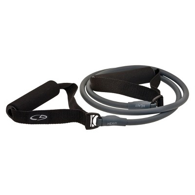 C9 Comfort Grip Resistance Band - Basic (Heavy) - Gray