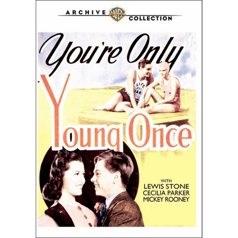 You're Only Young Once (Fullscreen)