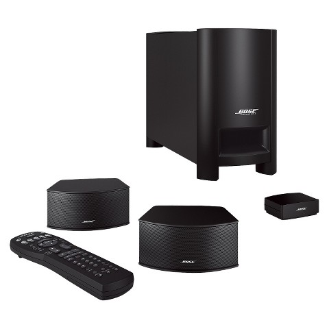 Bose® CineMate® GS Series II Digital Home Theater Speaker System - Black (320573-1100)