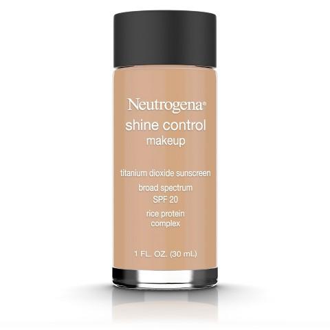 Neutrogena® Shine Control Liquid Makeup Broad Spectrum SPF 20